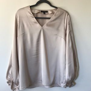 Sexy,Silky Poet Blouse